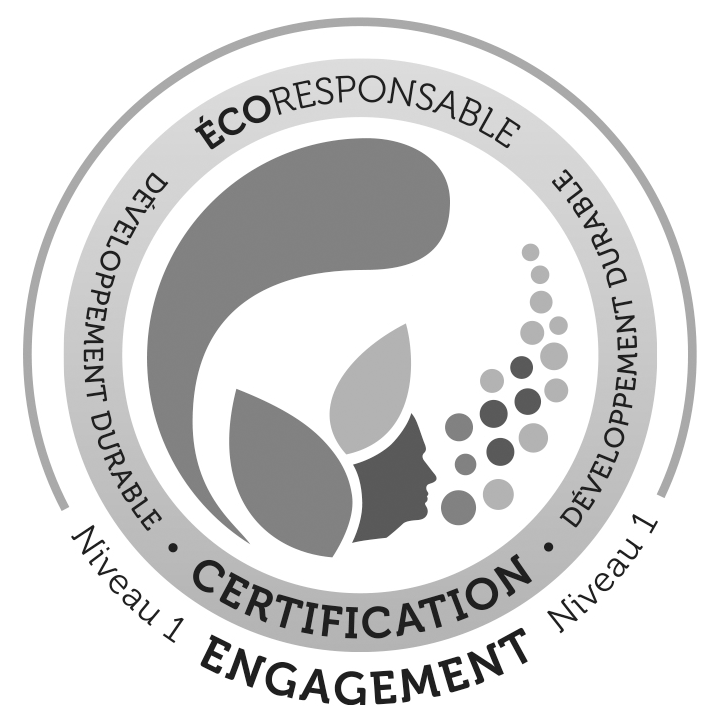 Certification Ecoresponsable